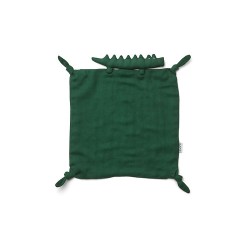 LIEWOOD - Doudou Agnete cuddle cloth croco