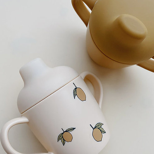 Liste Depoitre Agache - Set de 2 gobelets à bec Citrons