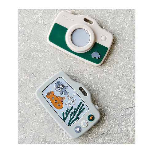 LIEWOOD - Steven Camera jouet silicone