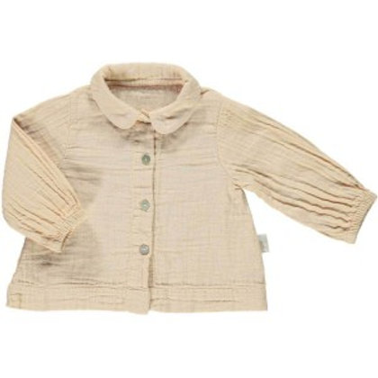 POUDRE ORGANIC - blouse amberlight