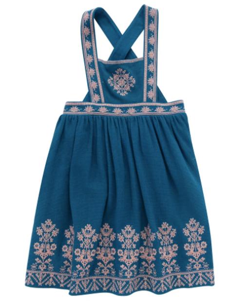 LOUISE MISHA - Dress Orzega Peacock