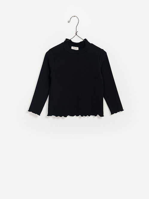 PLAY UP - Sous pull noir