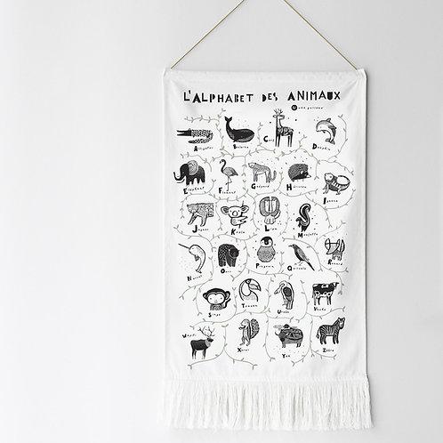 Liste Declercq Himpens - L'alphabet des animaux Wee Gallery