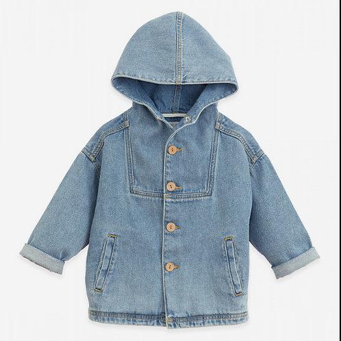 PU SS21 - Cotton denim jacket | Botany