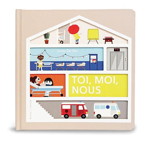 Liste Rigaut Meuris - Livre Toi Moi Nous