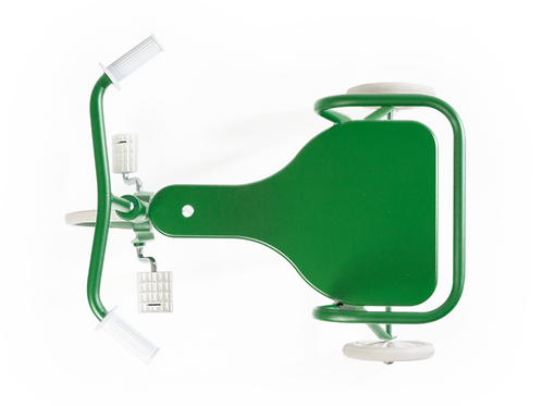 METAFOX - Tricycle vintage vert