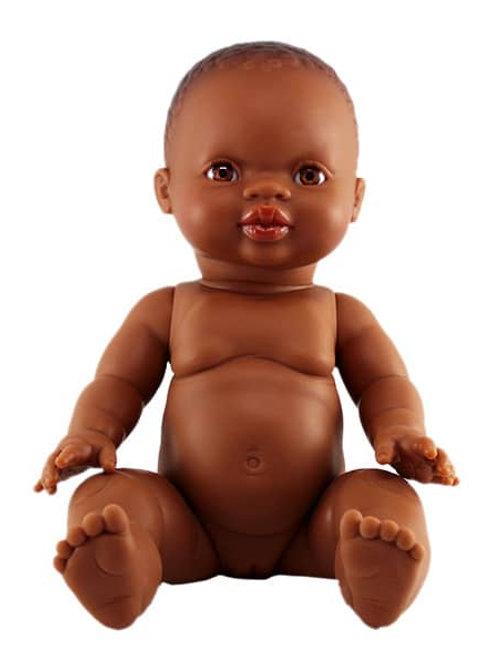 PAOLA REINA - Poupée africaine fille