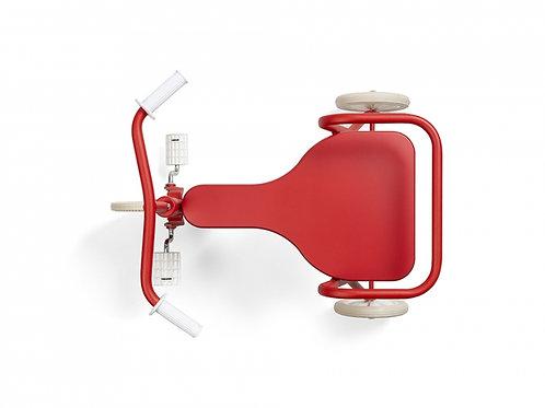 METAFOX - Tricycle vintage rouge