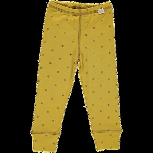 POUDRE ORGANIC - Legging basilic honey fleurs
