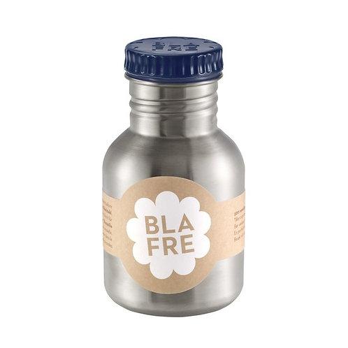 BLAFRE - gourde en inox 300 ml bleu marin