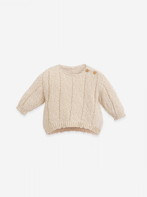 PLAY UP - Tricot sweater