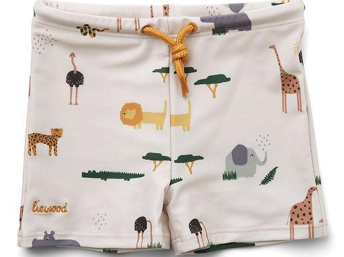 LIEWOOD - Maillot short Otto safari