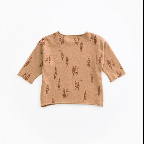 PU AW20 RECYCLED JERSEY TSHIRT HARICOT