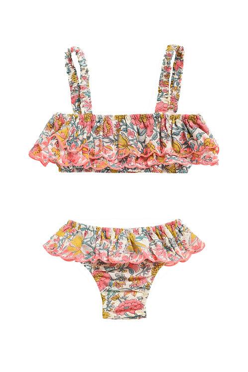 Louise Misha - Bikini costa flowers