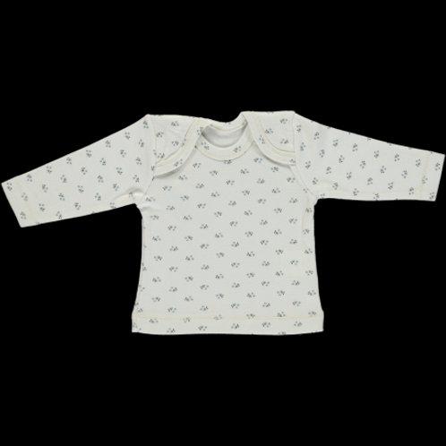 POUDRE ORGANIC - Hors saison - t-shirt manches longues Bégonia