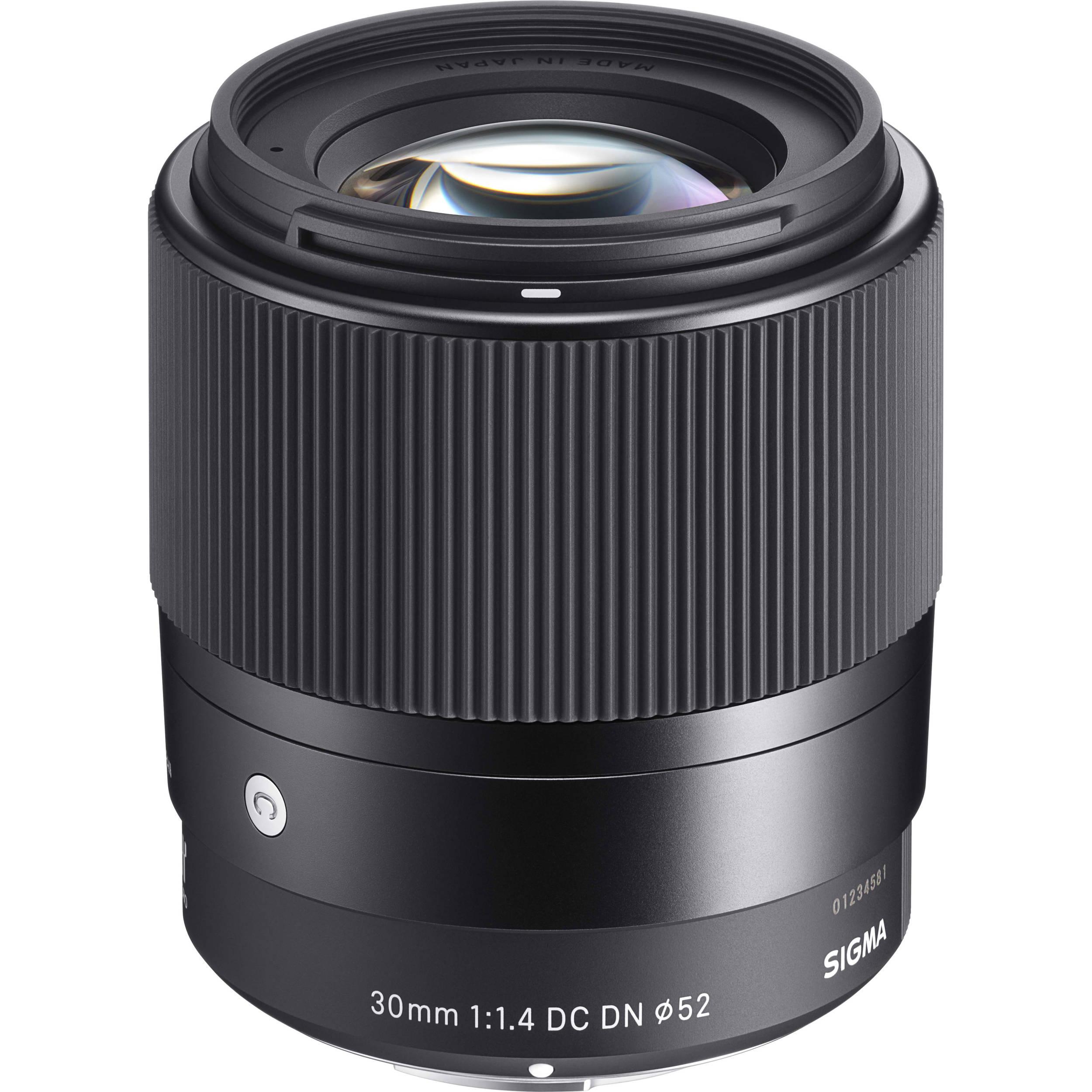 Sigma 30mm 1.4