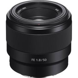 Sony 50mm 1.8