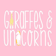 Giraffes and Unicorns brand logo