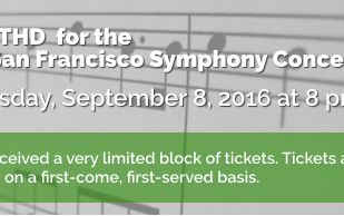 Join THD for the All San Francisco Symphony Concert