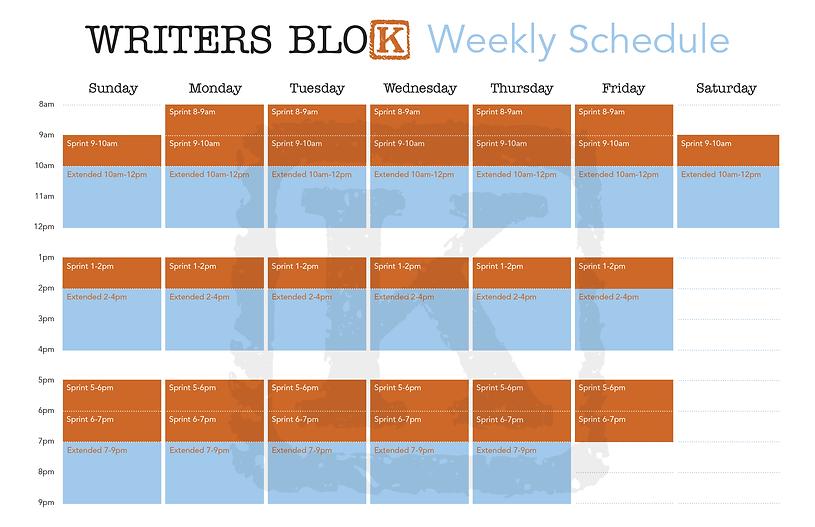 WB Weekly Schedule Half Sheet-092619.png