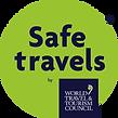 WTTC SafeTravels Stamp Logo