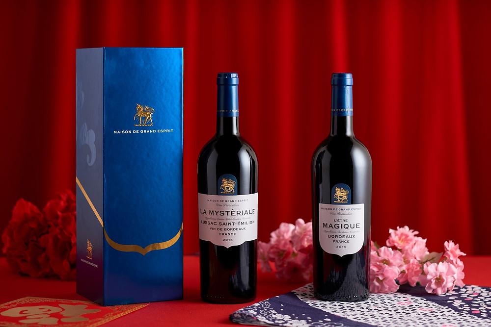 Chinese New Year wine pairing