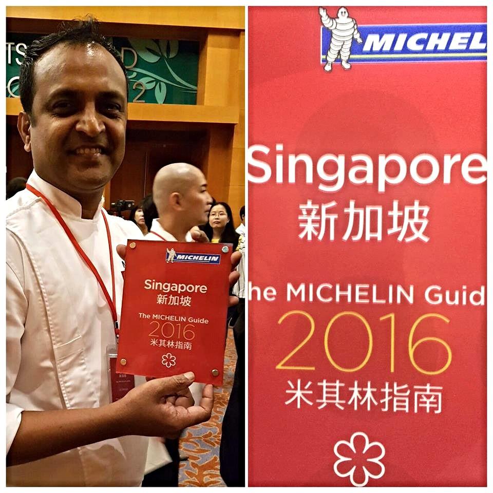 Michelin Guide Singapore