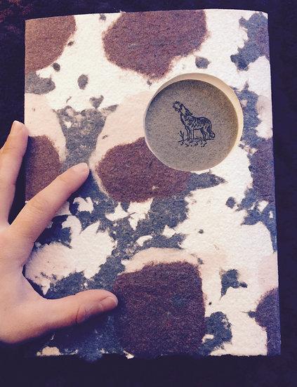 Full Moon Howl Journal