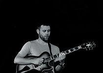 Vincent Arnaud professeur de guitare Jaz