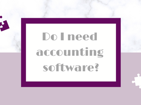 Do I need accounting software?