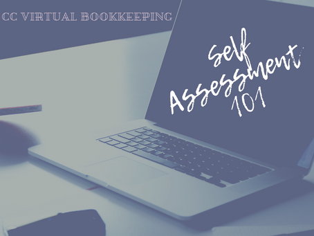 Self Assessment 101 - What you need to know!