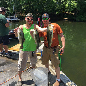 Fishing Tournaments 2016