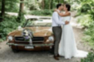 Hochzeitsfotos vom Paar, Waldhuus Fällanden, Hochzeitsfotograf in und um Zürich, Janine Benz Photography
