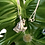 Thumbnail: Fine Silver Frog on a Log Necklace