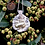 Thumbnail: Fine Silver Frog on a Lily Pad Necklace