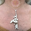 Thumbnail: 999 Fine Silver Chachi Tree Frog Necklace