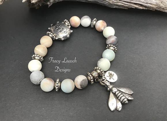 Bee and Fairy Bracelet- Avail at Stevans