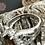 Thumbnail: Topaz Hearts Ring