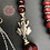 Thumbnail: Don't Be Jaded by the Red Frog Necklace & Earrings Set