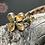 Thumbnail: Citrine Double Flower Bouquet Ring