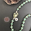 Thumbnail: Jade Teardrops Necklace & Earrings Set