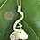 Thumbnail: Fine Silver Dragonfly & Acorns Necklace