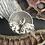 Thumbnail: Two Elephants Dangle Charm Ring