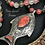 Thumbnail: Fishing in the Corals Necklace & Earrings Set