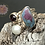 Thumbnail: Ocean Ripples Fuchsite & Pearl Ring