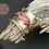 Thumbnail: Bands of Pink Tourmaline Ring