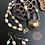 Thumbnail: Persian Perfume Bottle Necklace/Earring Set