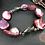 Thumbnail: Red Pearl Fish Stretch Bracelet