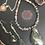 Thumbnail: Labradorite Scorpion Necklace & Earrings Set