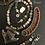 Thumbnail: Jasper Warrior Necklace & Earrings Set